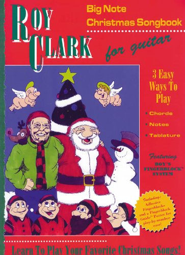 9781585602179: Clark, Roy Christmas Songbook for Guitar