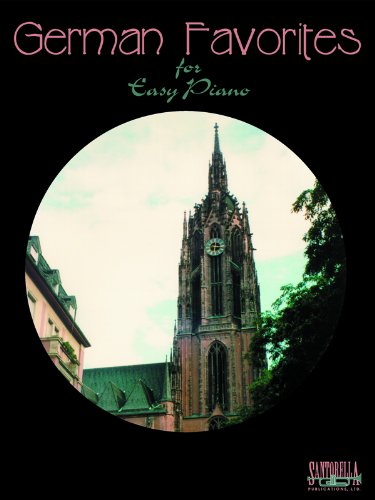 9781585602230: German Favorites for Easy Piano (German Edition)