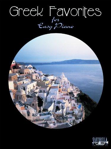 Greek Favorites for Easy Piano: Robbins, Jonathon