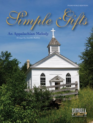 9781585602292: Simple Gifts / Piano Solo