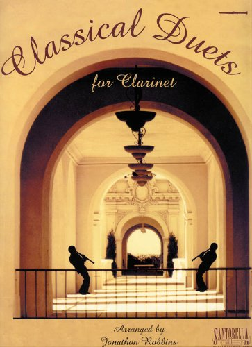9781585603480: Classical Duets For Clarinet with CD