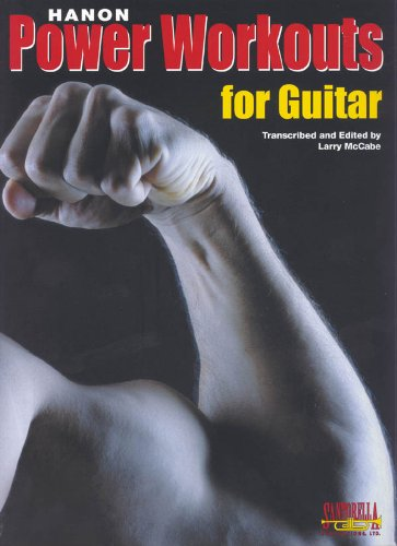 9781585603589: Hanon Power Workouts for Guitar