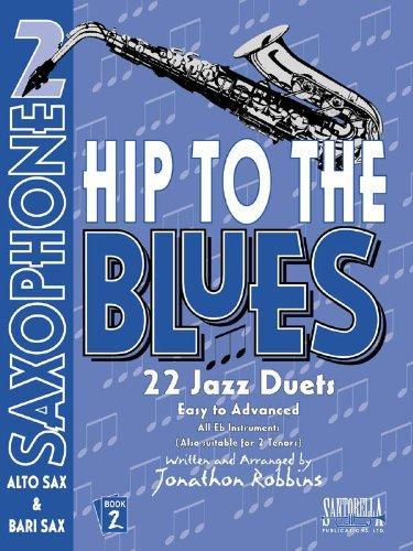 Hip to the Blues Clarinet & Trumpet: Jonathon Robbins