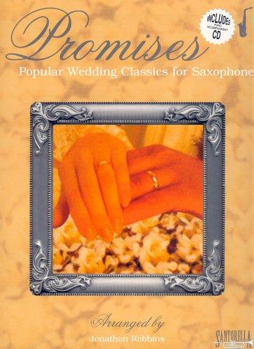 9781585604647: Promises Wedding Classics * Alto Sax with CD