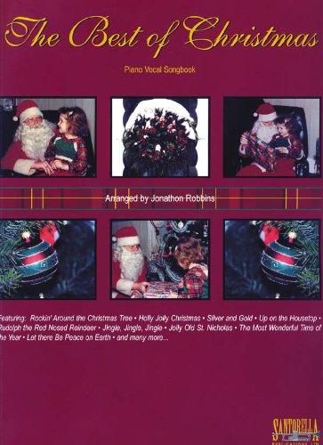 Best Of Christmas * Piano Vocal (PVG): Jonathon Robbins