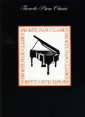 9781585605262: Favorite Piano Classics