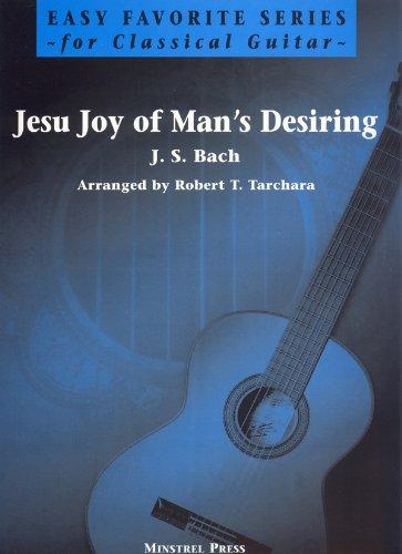 9781585605804: Jesu, Joy Of Man's Desiring for Easy Guitar