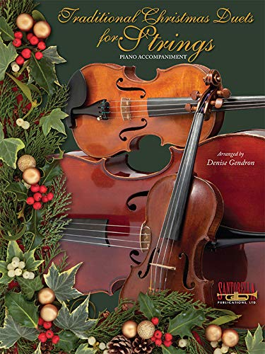 9781585606405: Traditional Christmas Duets for Violin * Piano Accompaniment
