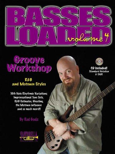 9781585606542: Basses Loaded * Volume 4 * Groove Workshop