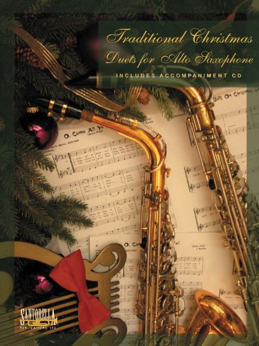 9781585606856: Traditional Christmas Duets for Alto Sax