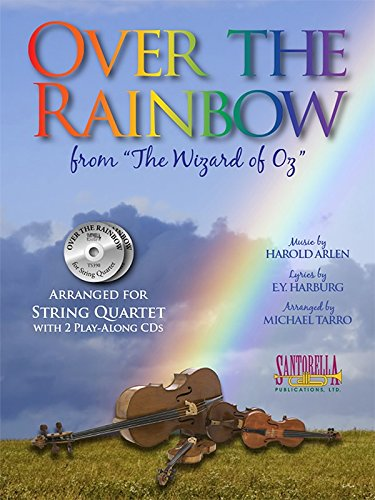 9781585607303: Over the Rainbow for String Quartet with 2 CDs