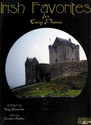 Irish Favorites for Easy Piano: Jonathon Robbins