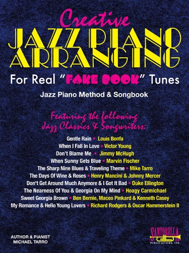 9781585609871: Creative Jazz Piano Arranging for Real