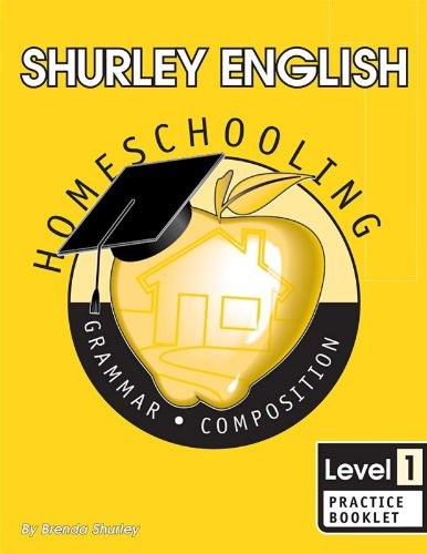 9781585610587: Shurley English Level 1 Practice Set