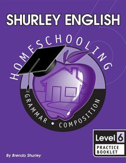 9781585610631: Shurley English Level 6 Practice Set