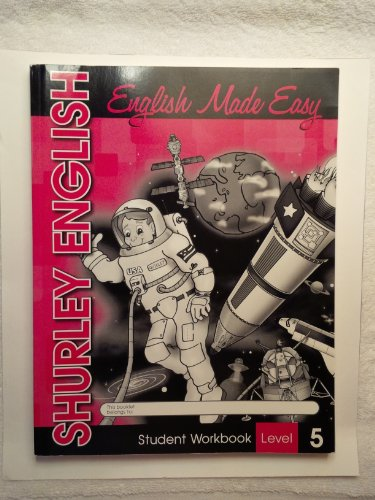 9781585611096: Shurley English: English Made Easy (Student Workbook, Level 5)