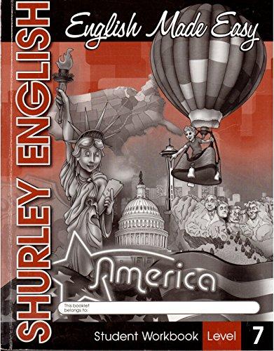 9781585611119: Shurley English: English Made Easy, Student Workbook, Level 7