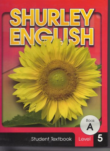9781585612468: Shurley English, Book A, Level 5 Student Textbook