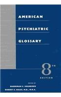 9781585620937: American Psychiatric Glossary, Eighth Edition