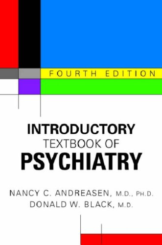 9781585622726: Introductory Textbook of Psychiatry, Fourth Edition