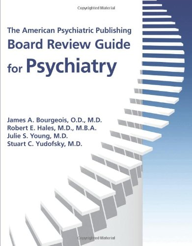 9781585622979: The American Psychiatric Publishing Board Review Guide for Psychiatry (Concise Guides)