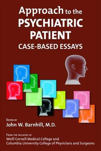 9781585623006: Approach to the Psychiatric Patient: Case-based Essays