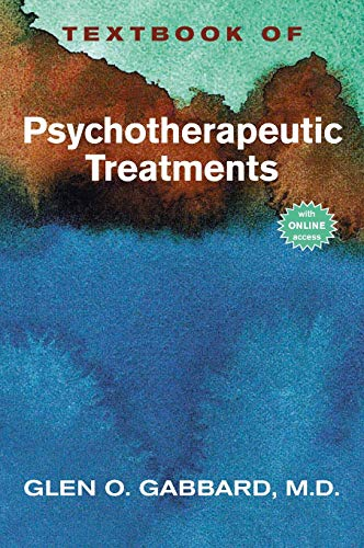 9781585623044: Textbook of Psychotherapeutic Treatments in Psychiatry