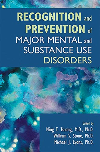 9781585623082: Recognition And Prevention of Major Mental And Substance Use Disorders