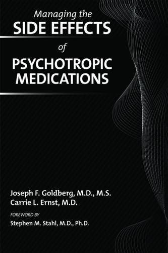 9781585624027: Managing the Side Effects of Psychotropic Medications