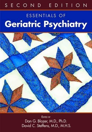9781585624133: Essentials of Geriatric Psychiatry