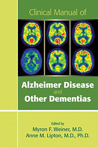9781585624225: Clinical Manual of Alzheimer Disease and Other Dementias