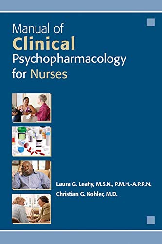 9781585624348: Manual of Clinical Psychopharmacology for Nurses