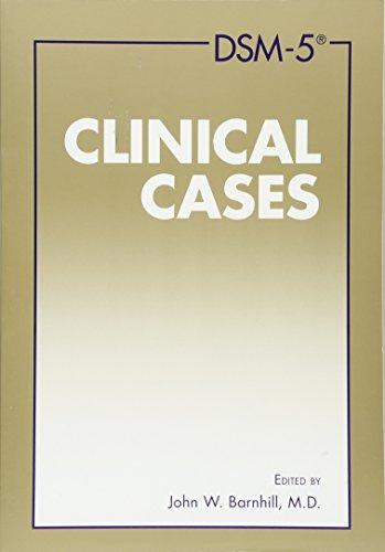 DSM-5 Clinical Cases: John W. Barnhill
