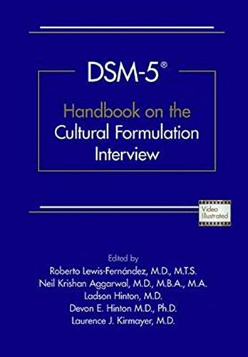DSM-5 Handbook on the Cultural Formulation Interview (Paperback): Roberto Lewis-Fernandez