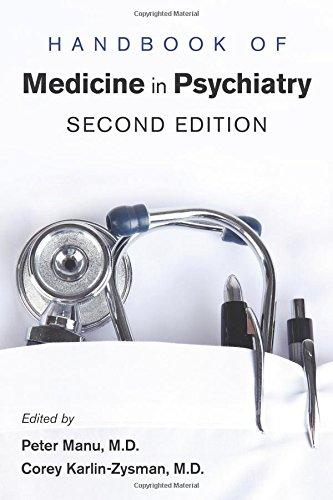 Handbook of Medicine in Psychiatry, Second Edition: Peter Manu