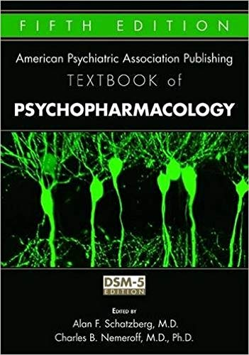 9781585625239: The American Psychiatric Association Publishing Textbook of Psychopharmacology