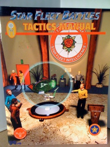 Star Fleet Battles Tactics Manual: author