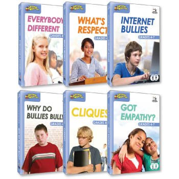 9781585653652: Lesson Booster Middle School Set of 6 DVDs