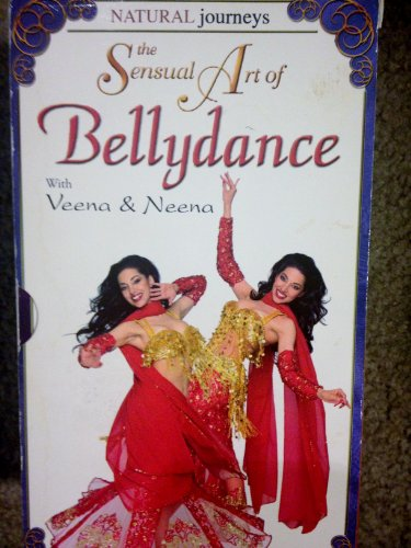 9781585655465: The Sensual Art of Bellydance [VHS]
