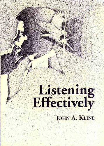 9781585660094: Listening Effectively