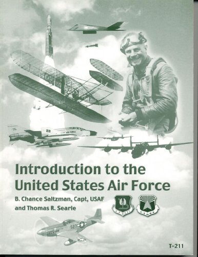 9781585660926: Introduction to the United States Air Force