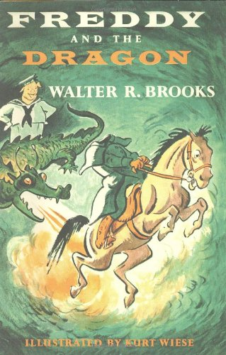Freddy and the Dragon (Freddy the Pig): Brooks, Walter R.