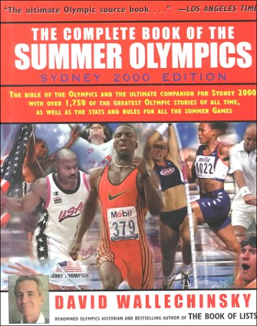 9781585670338: Complete Book of the Summer Olympics