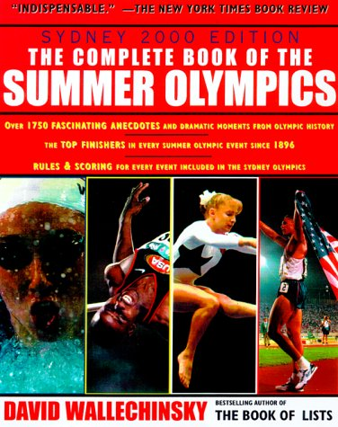 9781585670468: Complete Book of the Summer Olympics