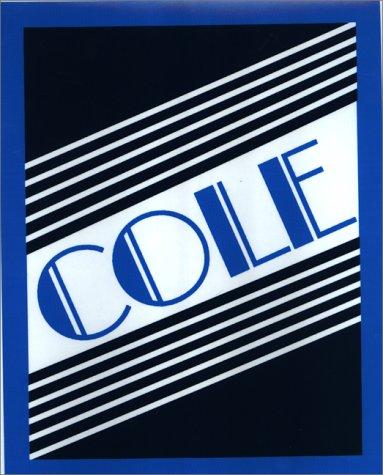 Cole (Hardback): Robert Kimball, Cole Porter, Brendan Gill