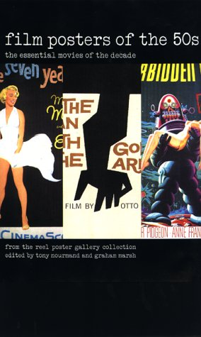 9781585670659: Film Posters of the 50's