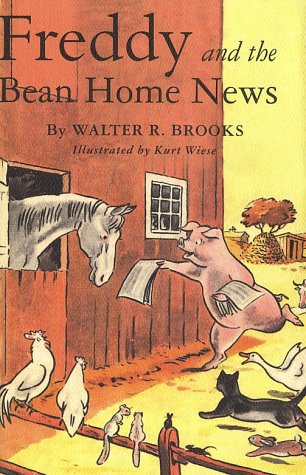 9781585670819: Freddy and the Bean Home News