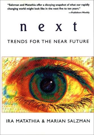 Next: Trends for the Near Future: Ann O'Reilly, Marian