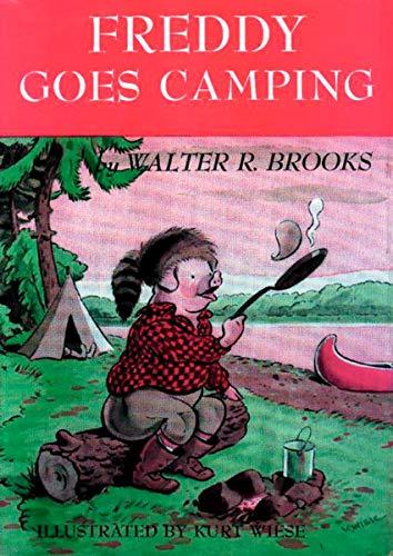 9781585671779: Freddy Goes Camping (Freddy the Pig)
