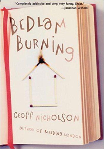 9781585672394: Bedlam Burning